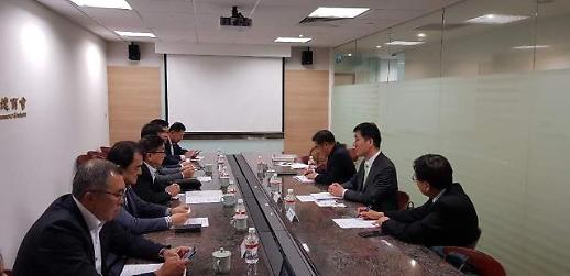 새만금개발청, 홍콩·싱가포르 중화총상회 방문 투자유치 활동 전개