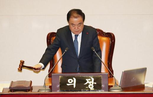 소주 한 잔도 면허정지…국회 본회의서 윤창호법 통과