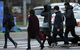 [오늘날씨] 주말 전국 맹추위...서울 낮 최저기온 -12도