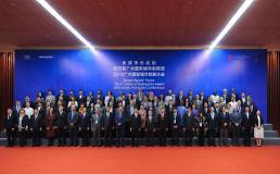 오거돈 부산시장, 중국 광저우에서 세계시장 포럼 ..광폭 외교 활동 전개