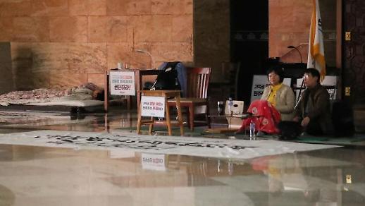 예산안 처리 후폭풍…선거제 개편 이견에 꽉 막힌 정국