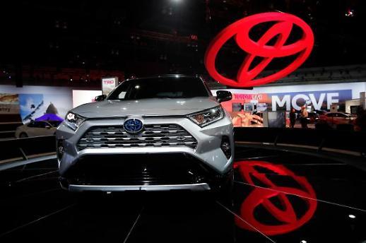 美 자동차 업계 日에 규제완화ㆍ환율조작 방지 주문해야