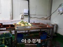 [경기도] 학교급식 불법 제조·납품업체 31개소 적발