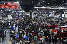 [NNA] 태국 모터 엑스포, 11%↑... 4년만에 4만대 판매