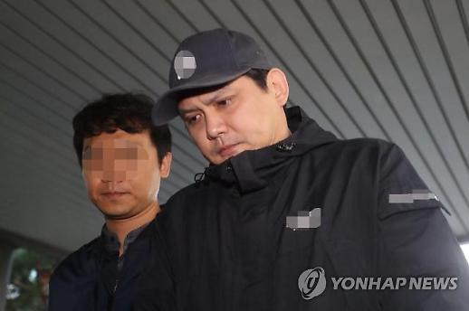 법원, '음주운전 사망사고' 황민 징역 4년 6월 선고