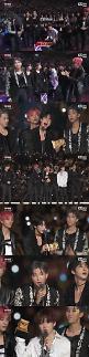 '2018 MAMA' 방탄소년단 첫 대상 3년 연속 수상···최고 시청률도 역시 방탄소년단