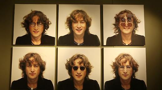 보헤미안 랩소디 열풍, 비틀즈로 잇는다…문화사색 이매진 존 레존展 소개