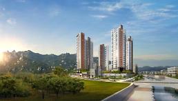 포스코건설, 친환경 아파트 의정부 더샵 파크에비뉴 모델하우스 오픈