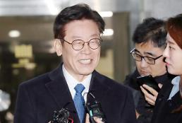 이재명 vs 김부선 여배우 스캔들 공방…명예훼손 혐의는 고소 취하