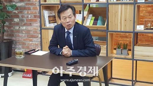 """나소열 충남도 문화체육부지사 """"혁신도시 지정 중요한 과제"""""""