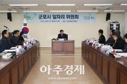 군포시 일자리 창출 민·관·정 협치 제도적 강화