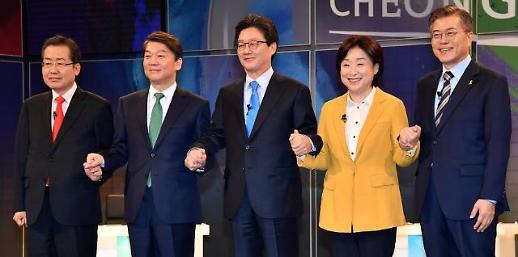 지난해 대선 후보들의 '선거제 개혁' 공약…그리고 지금