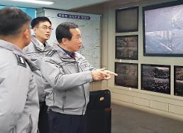 이상로 인천지방경찰청장, 고속도로순찰대 치안현장 방문