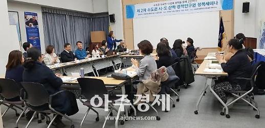 제 2차 수도권 시·도 산하 정책연구원 정책세미나 개최