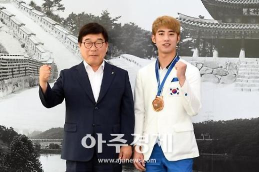 광주시 펜싱팀, 대한펜싱협회 최우수단체상, 우수선수상 수상