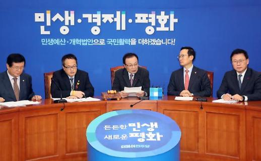 범죄자 폭로에 놀아난 한국당…민주, 靑특감반 의혹에 맞공세