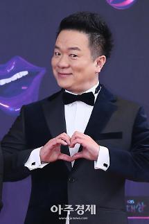 [포토] 컬투 김태균, 여러분 모두다 안녕하세요~ (KBS 연예대상)