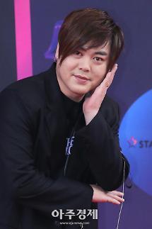 [포토] 문희준, 깜찍 포즈 (KBS 연예대상)