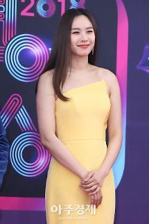[포토] 조윤희, 예쁜 미소 (KBS 연예대상)