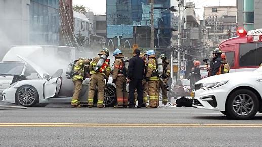 BMW 화재원인은? 은폐·축소 의혹 밝혀질까···24일 조사 결과 발표