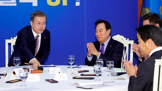 김광두 적폐청산·노조 불법행위 기업에 부담 산업혁신 시급