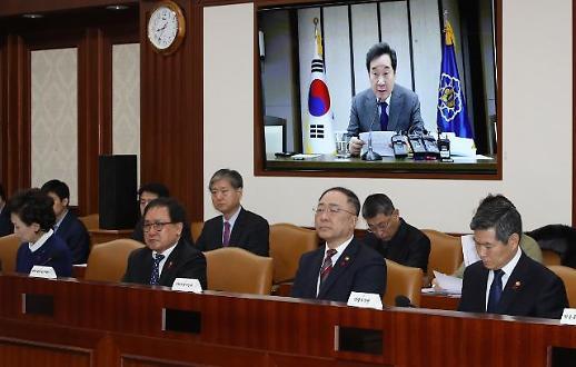 이 총리, 강릉선 KTX 탈선 등 철도시설공단·철도공사 이원구조 탓