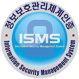 빗썸, 정보보호관리체계(ISMS) 인증 획득