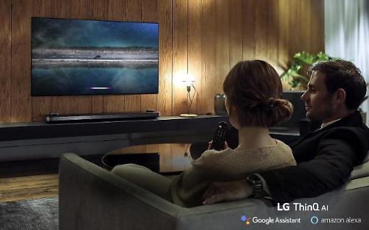 [미리보는 CES] LG전자, 세계 최초 8K 올레드 TV 공개