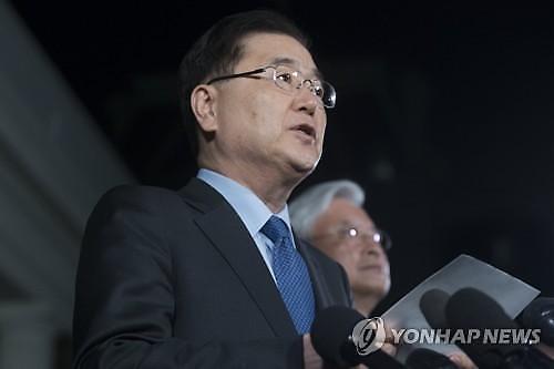 일본 초계기 위협 비행 필요한 조치…靑 NSC 논의