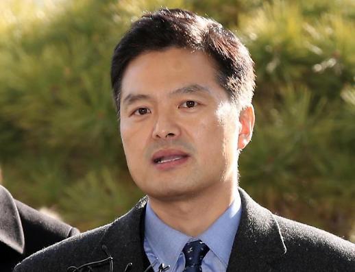 검찰, 지난달 김태우 중앙지검 사무실 압수수색