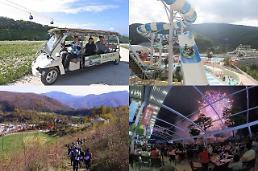 한국에서 꼭 가봐야 할 100대 관광명소 선정된 하이원리조트…4계절 매력이 제각각