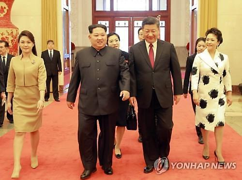 외신, 시진핑-김정은 은밀한 만남 가능성 집중 보도