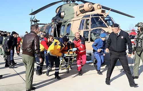 터키 북부 흑해서 화물선 침몰, 6명 사망…사고 원인은?