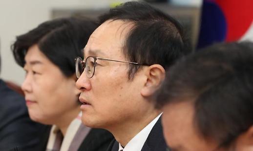 홍영표 김정은 위원장 방중…서울·국회 답방 환영 결의안 추진