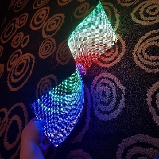 루멘스, 글로벌 플렉시블·마이크로 LED 디스플레이 시장 확대