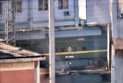[김정은 위원장 방중] 北특별열차, 베이징역 도착…네번째 中일정 개시