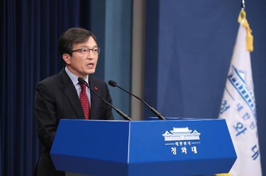 청와대 김정은 방중, 北·中과 사전정보공유…북미회담 디딤돌되길