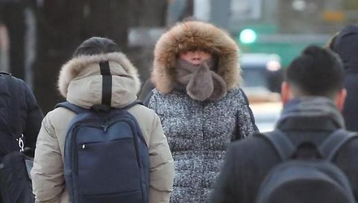 [오늘의 날씨] 아침 서울 -10도·철원 -18도…호남·제주 눈