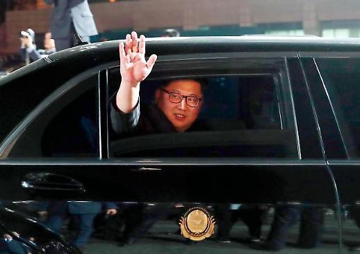 [김정은 4차 방중] 북·미회담-미·중무역전쟁 협상카드…이해관계 통한 北中밀월