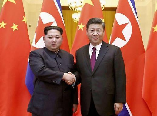 시진핑·김정은 4차 정상회담 시작…생일파티도 열릴 듯