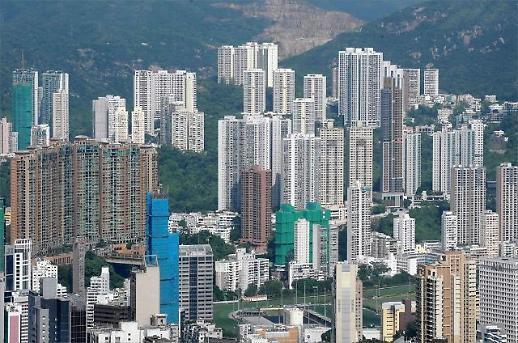 [亞부동산 위기]가격 하락하고 거래량 급감...빨간불 켜진 홍콩 부동산 시장