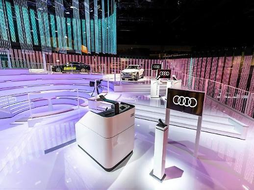 [CES 2019] 아우디, 미래차 엔터테인먼트 혁신에 중점