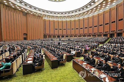 김정은 2기 출범한다…北, 3월 10일 최고인민회의 대의원 선거