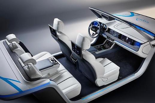 [CES 2019] 하만, 궁극의 차량 내 사용자 경험 선봬