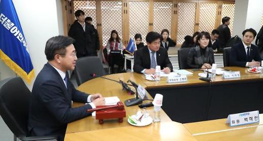 민주, 손금주·이용호 입당 판단 보류 13일 최종결정