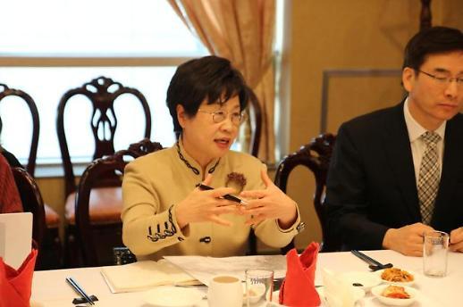 정윤숙 한국여성경제인협회 회장 임기 내 경제5단체 들어가 위상 높일것