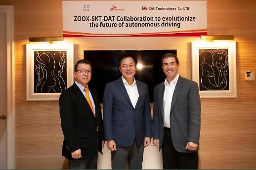 [CES 2019] 5G 품은 이통사, 자율주행차 시장 진출 시동...1단계는 '협업'