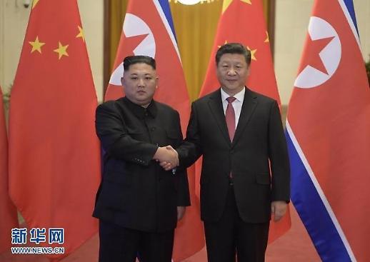 시진핑·김정은, 2차 북·미 정상회담 촉구…中 역할론 재부상
