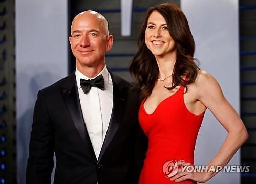 재산 '145조' 아마존 CEO 이혼...국내 이혼 재산분할 최대 규모는?