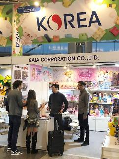 가이아 코퍼레이션, 한국판 디즈니돌 레아 홍콩 토이&게임 페어서 호평